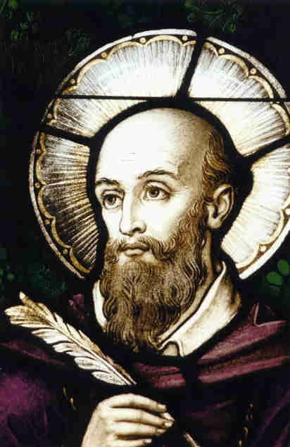Свети Франциск Салски, източник - fransalians.com