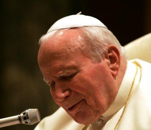 На 1 май – Неделята на Божието Милосърдие, папа Бенедикт XVI провъзгласи за БЛАЖЕН на Католическата Църква своя предшественик, Божия Слуга ЙОАН ПАВЕЛ II, Папа. МОЛИТВА за застъпничеството на Блажения...