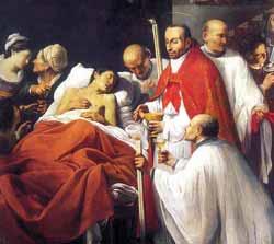 Свети Карл Боромей е роден на 2 октомври 1538 г. в Арона, близо до Новара (Северна Италия), в семейството на граф Джилберто Боромео. От малък е предназначен за духовно поприще....