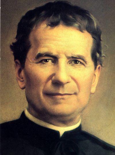 Свети Джовани Боско, източник - volontari.org